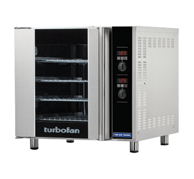 Blue Seal Turbofan Digital Electric Convection Oven E32D4