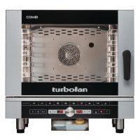 Blue Seal EC40D5 Turbofan Digital 5 Grid Electric Combination Steamer Oven