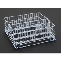 Ecomax 4 Division tilt glass rack for G403 (400 X 400mm)