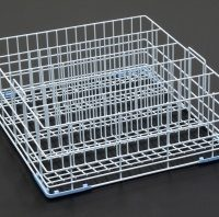 Ecomax 5 Division tilt glass rack for G503 (500 X 500mm) 378814