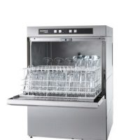 Hobart Ecomax Glasswasher G504 with Drain Pump
