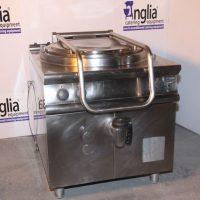 Electrolux Gas Boiling Pan LPG, 100L Capacity