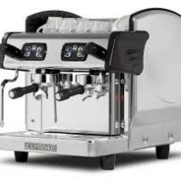 Expobar 2 Group Zircon Compact Espresso Machine C2ZIRCTA