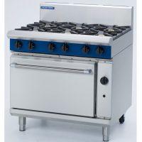 Blue Seal 6 Burner Static Natural Gas Oven G506D-NG