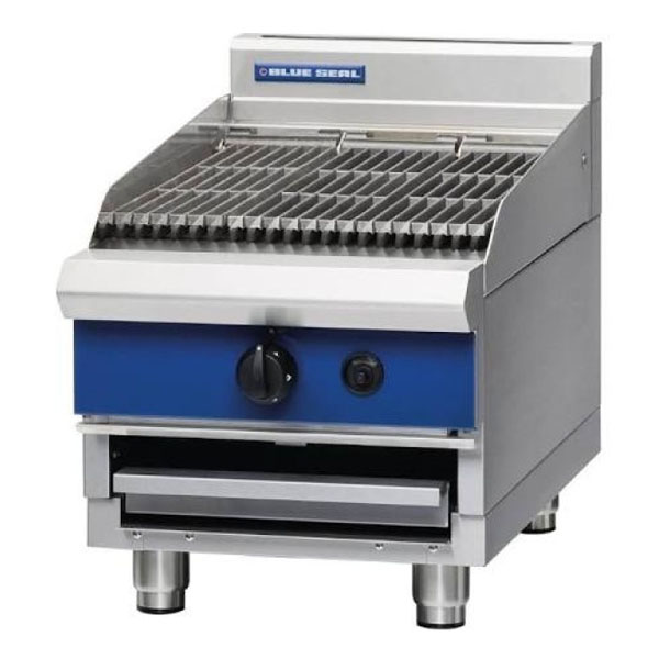 Blue Seal 450mm Gas Chargrill G593-B - Bench