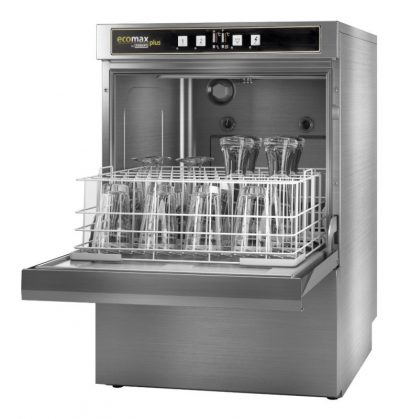 Hobart Ecomax Plus Glasswasher G403 with Drain Pump