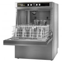 Hobart Ecomax Plus Glasswasher G503S with Drain Pump and Water Softner