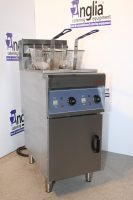Infernus Twin Tank Electric Fryer