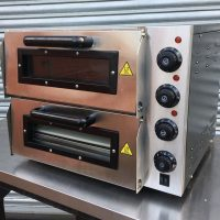"Infernus EPO2 Double Deck 16"" Pizza Oven"