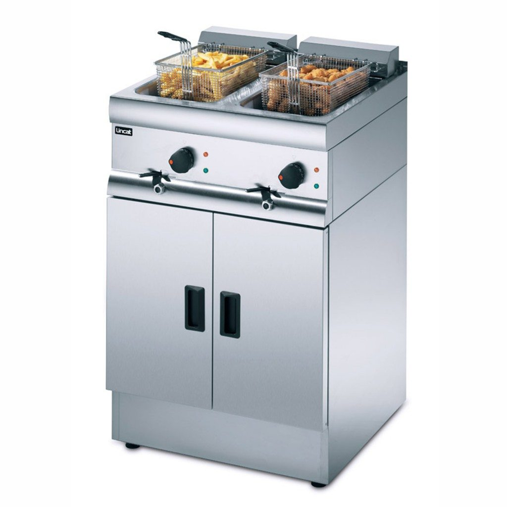 Lincat Twin Tank Electric Fryer J18 - New and Reconditioned ...
