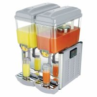 Interlevin 2 x 12 Ltr Juice Dispenser LJD2