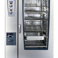 LINCAT Opus CombiMaster Plus 20 x 2,1 GN or (40 x 1,1GN) Electric Combi Steamer OCMPC202