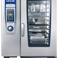 LINCAT Opus SelfCooking Centre 5 Senses 10 x 1,1GN Gas Combi Oven OSCC101G
