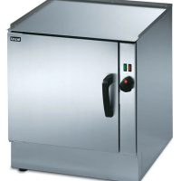 Lincat Silverlink 600 Fan Assisted Oven with Solid Door V6-F