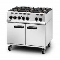 Lincat Opus 6 Burner LPG Gas Oven OG8002/P