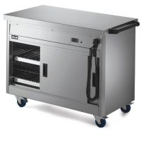 Lincat Hot Cupboard with Plain Top P6P3