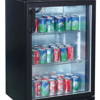 KOLDBOX KBC1 Single Door Bottle Cooler 138L