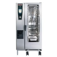 Rational Gas 20 Grid Combi Oven SCC201G