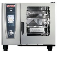 Rational Gas 6 Grid Combi Oven SCC61G