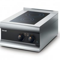 Lincat Two Plate Induction Hob SLI21