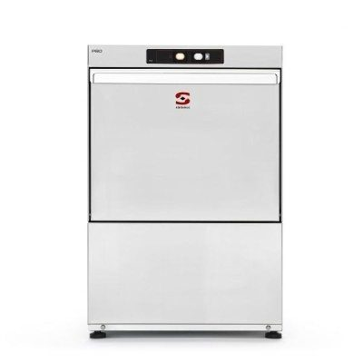 Sammic P-41SB Glasswasher with Drain Pump 400mm Basket, 13amp plug