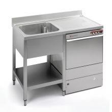Sammic Stainless Steel Sammic Sink Units - Worktops