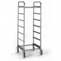 Sammic Trolley for Dishwasher Baskets CGC-7