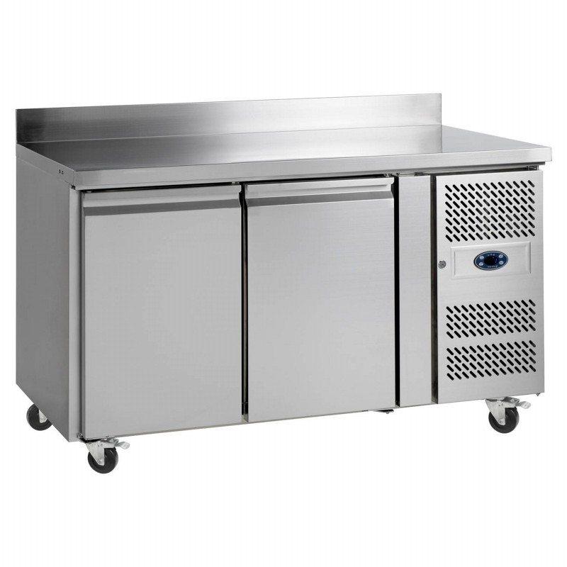 Tefcold 2 Door Gastronorm Counter Fridge CK7210  sc 1 st  Anglia Catering Equipment & Tefcold 2 Door Gastronorm Counter Fridge CK7210 - New and ...