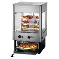 Lincat Pizza Display Case with Oven UMO50