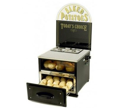 VICTORIAN BAKING OVENS 3 in 1 Potato Station