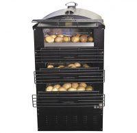 VICTORIAN BAKING OVENS Little Ben Static Potato Baker - Gas