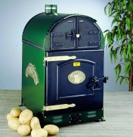 VICTORIAN BAKING OVENS Pickwick Village Stove Potato Baker - LPG