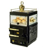 VICTORIAN BAKING OVENS Queen Victoria Potato Baker