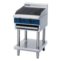 Blue Seal 600mm Gas Chargrill G594-LS - Leg Stand