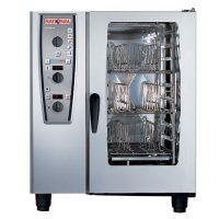 Rational Gas 10 Grid Combi Oven CMP101G