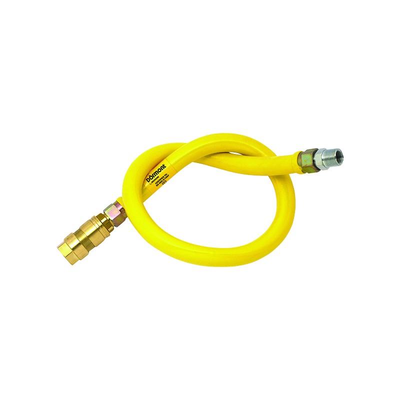 Dormont ¾-inch 1500mm Unbraided Gas Hose 2675NPVF60