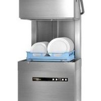 Hobart H603 Ecomax Plus Hood Dishwasher with Drain Pump