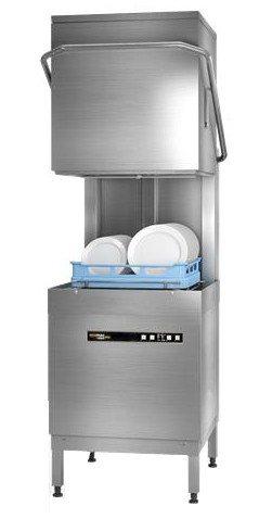 Hobart H603 Ecomax Plus Hood Dishwasher with Drain Pump