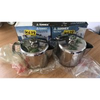 17 Stainless Steel 32oz Teapots K679
