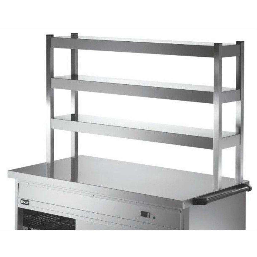Lincat Panther Three-Tier Ambient or Heated Overshelf - New and ...