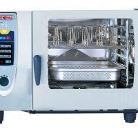 Rational Gas 6 Grid Combi Oven SCC62G