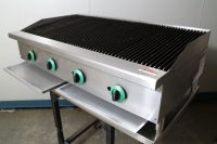 Infernus Gas 4 Burner Radiant Heat Char Broiler